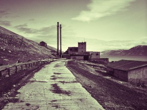 Rundown Power Plant