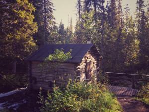 Karhunkierros Cabin